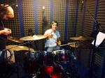 Allievi lezioni batteria Charleston Musica Roma nord